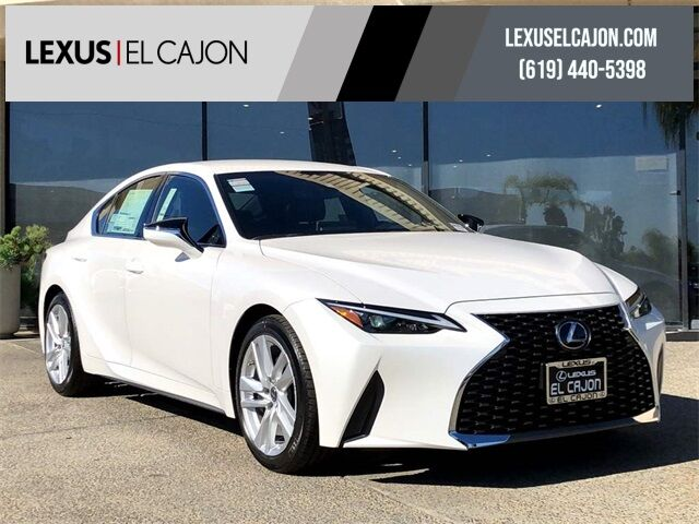 2021 Lexus IS 300 San Diego County CA