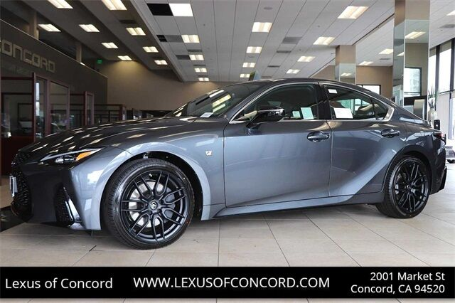 2021 Lexus IS 350 F SPORT AWD Concord CA