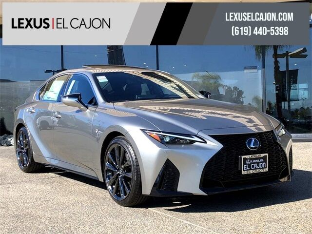 2021 Lexus IS 350 San Diego County CA