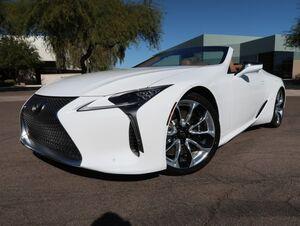 2021_Lexus_LC 500_Convertible_ Scottsdale AZ