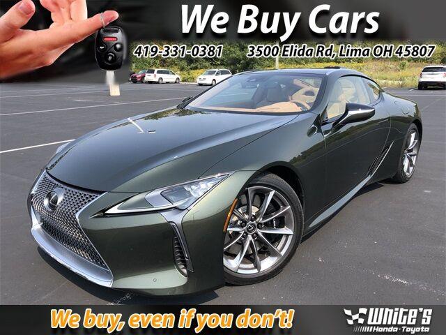 2021 Lexus LC 500 Lima OH