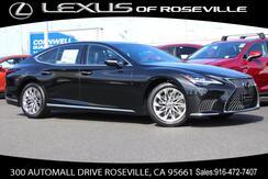 2021_Lexus_LS__ Roseville CA