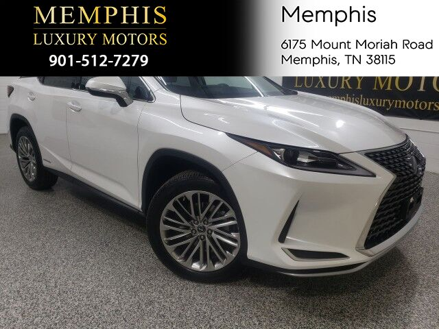 2021 Lexus RX 450h Luxury Package Memphis TN