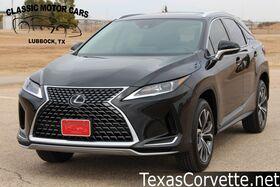 2021_Lexus_RX_RX 350_ Lubbock TX