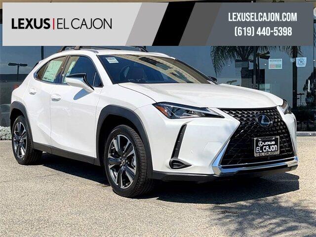 2021 Lexus UX 200 Base San Diego County CA