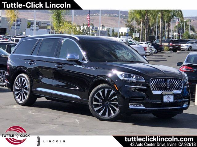 2021 Lincoln Aviator Black Label Grand Touring Irvine CA