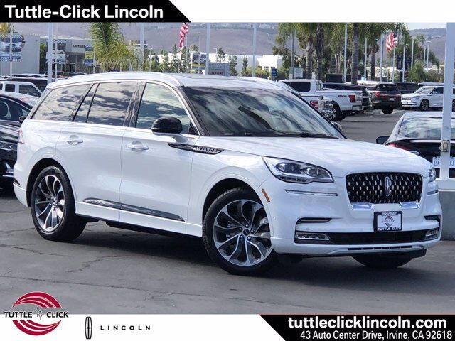 2021 Lincoln Aviator Grand Touring Irvine CA