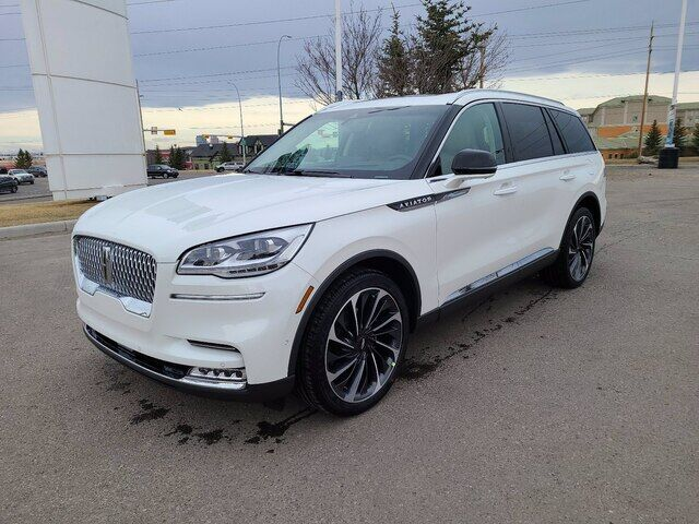 2021 Lincoln Aviator Reserve Calgary AB