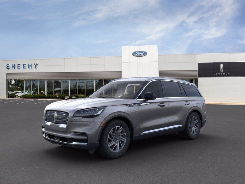 2021 Lincoln Aviator Standard
