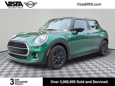 2021 MINI Cooper Signature Coconut Creek FL