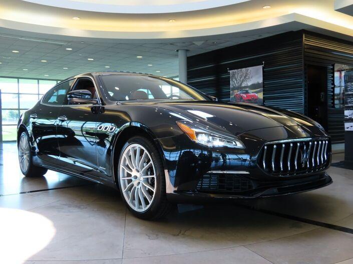 2021 Maserati Quattroporte S Q4 GranLusso Merriam KS