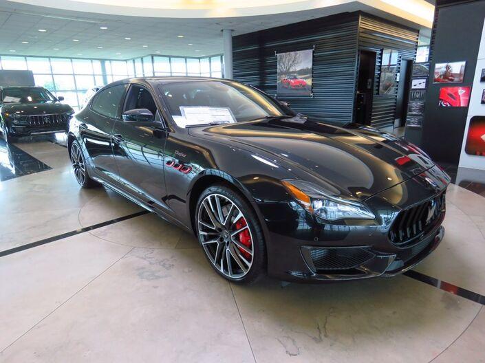 2021 Maserati Quattroporte Trofeo Merriam KS