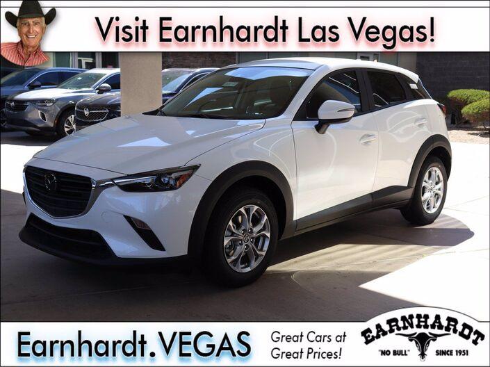 2021 Mazda CX-3 Sport Las Vegas NV