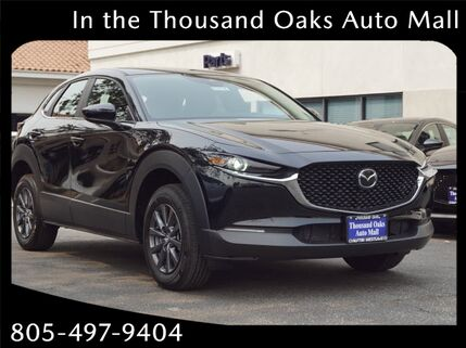 2021_Mazda_CX-30_BASE_ Thousand Oaks CA