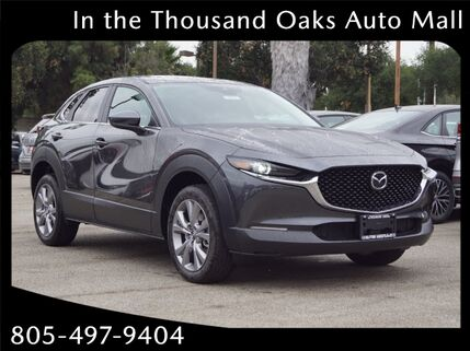 2021_Mazda_CX-30_C30 PF 2A_ Thousand Oaks CA