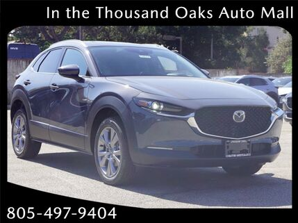 2021_Mazda_CX-30_C30 PR 2A_ Thousand Oaks CA