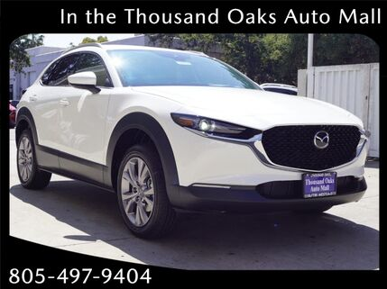 2021_Mazda_CX-30_C30 PR XA_ Thousand Oaks CA