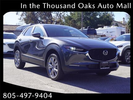 2021_Mazda_CX-30_C30 SE 2A_ Thousand Oaks CA