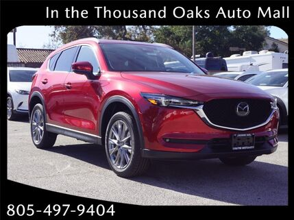 2021_Mazda_CX-5_CX5 GT A_ Thousand Oaks CA