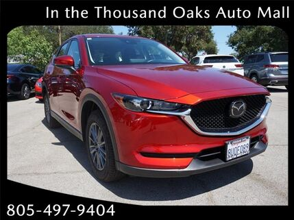 2021_Mazda_CX-5_CX5 SP 2A_ Thousand Oaks CA