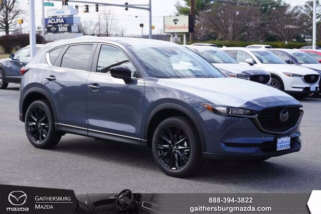2021 Mazda CX-5 Carbon Edition Gaithersburg MD