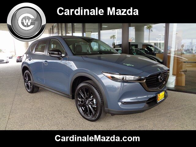 2021 Mazda CX-5 Carbon Edition