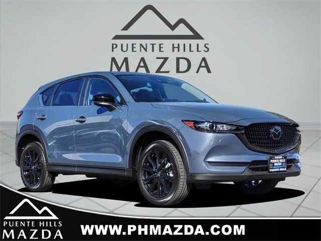 2021 Mazda CX-5 Carbon Edition Turbo