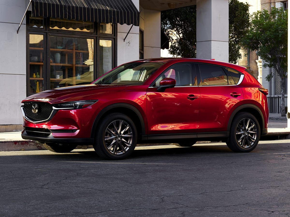 2021 Mazda CX-5 Carbon Edition Turbo Las Vegas NV