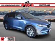 2021_Mazda_CX-5_Grand Touring_ Amarillo TX