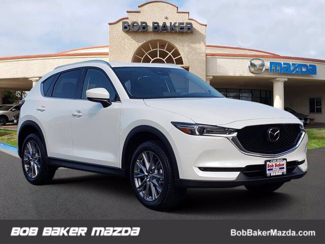 2021 Mazda CX-5 Grand Touring Carlsbad CA