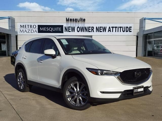 2021 Mazda CX-5 Grand Touring Mesquite TX