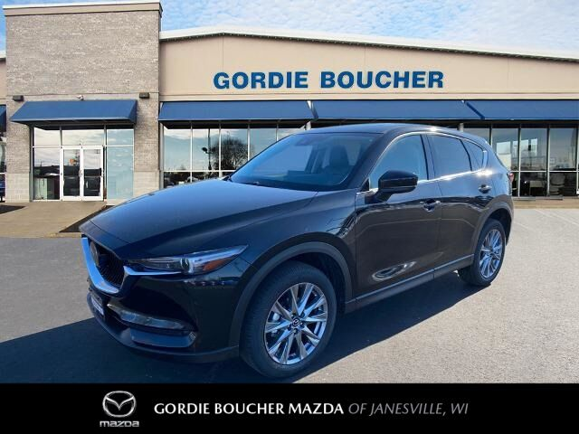 2021 Mazda CX-5 Grand Touring Janesville WI