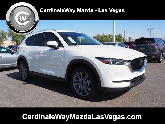 2021 Mazda CX-5 Grand Touring Las Vegas NV