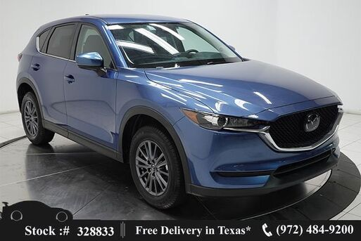 2021_Mazda_CX-5_Touring NAV,CAM,HTD STS,BLIND SPOT,17IN WLS_ Plano TX