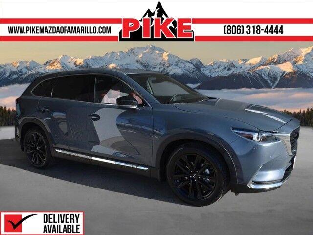 2021 Mazda CX-9 Carbon Edition Amarillo TX