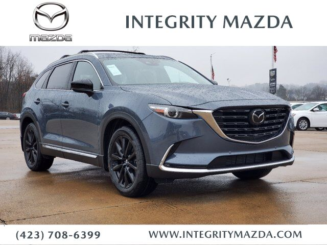 2021 Mazda CX-9 Carbon Edition Chattanooga TN