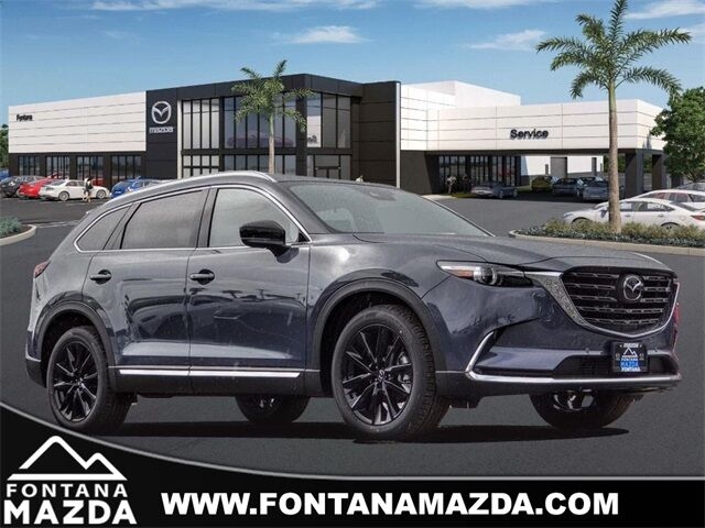 2021 Mazda CX-9 Carbon Edition Fontana CA