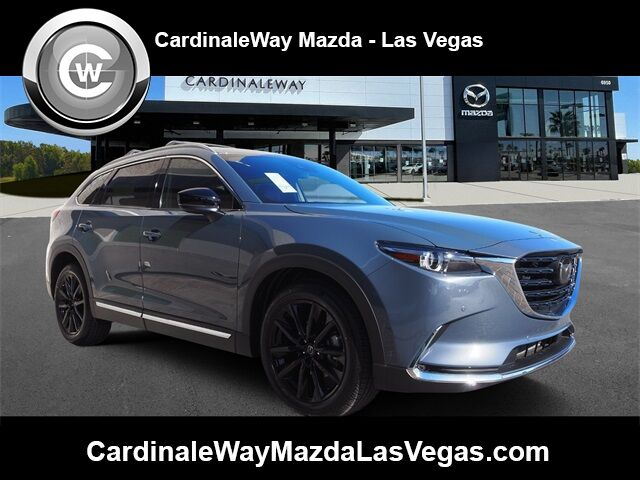 2021 Mazda CX-9 Carbon Edition Las Vegas NV