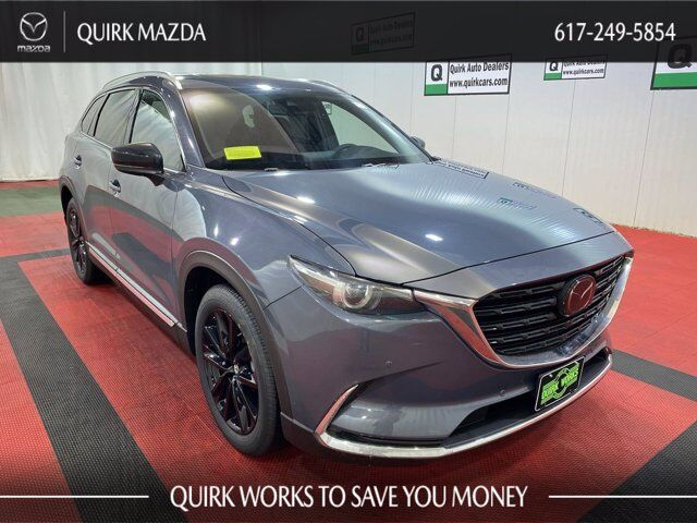 2021 Mazda CX-9 Carbon Edition Quincy MA