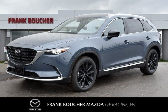 2021 Mazda CX-9 Carbon Edition Racine WI
