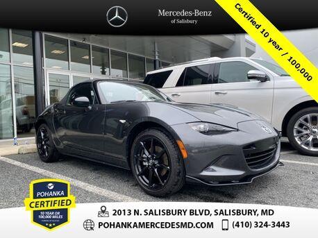 2021_Mazda_MX-5 Miata_Club ** Pohanka Certified 10 Year / 100,000 **_ Salisbury MD