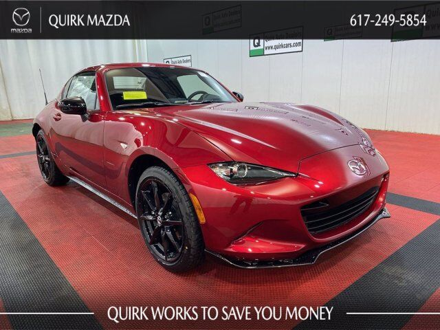 2021 Mazda MX-5 Miata RF Club Quincy MA