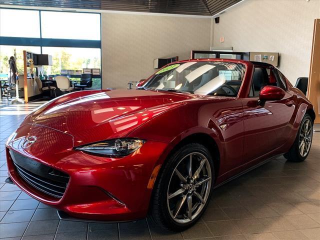 2021 Mazda MX-5 Miata RF Grand Touring Brookfield WI