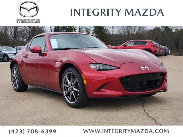 2021 Mazda MX-5 Miata RF Grand Touring Chattanooga TN