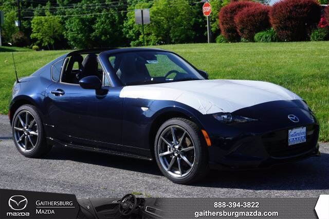 2021 Mazda MX-5 Miata RF Grand Touring Gaithersburg MD
