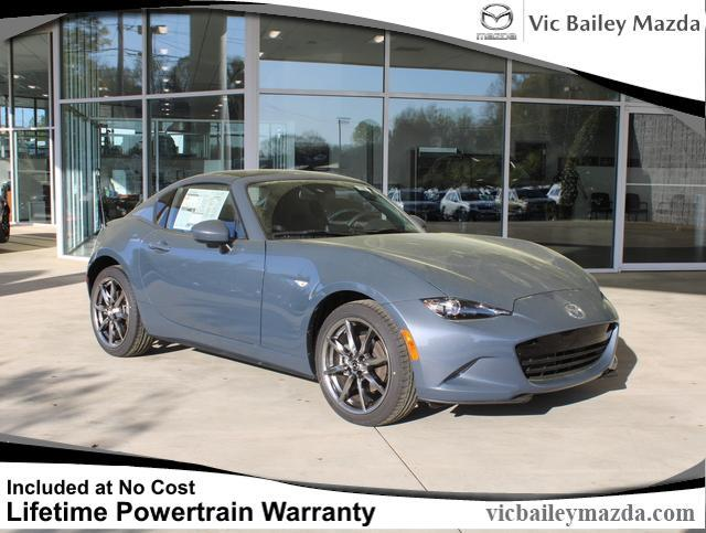 2021 Mazda MX-5 Miata RF Grand Touring Spartanburg SC