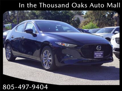 2021_Mazda_Mazda3 Hatchback_2.5 S_ Thousand Oaks CA