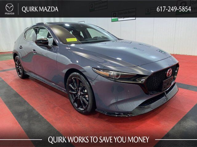 2021 Mazda Mazda3 Hatchback 2.5 Turbo Premium Plus Quincy MA
