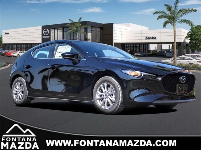 2021 Mazda Mazda3 Hatchback Base