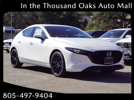 2021_Mazda_Mazda3 Hatchback_M3H PR 2A_ Thousand Oaks CA